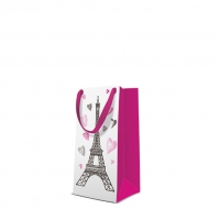 10 gift bags - I Love Paris narrow