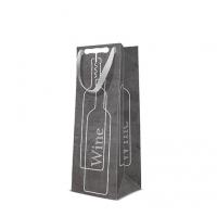 10 gift bags - Wine set black