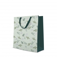 10 gift bags - Delicate Twigs mint
