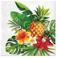 Napkins 33x33 cm - Pineapple