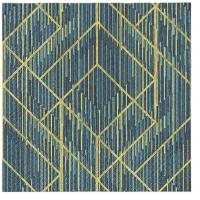 Napkins 33x33 cm - Geometric Deco