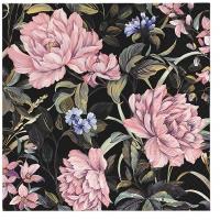Napkins 33x33 cm - Flowers Mystery