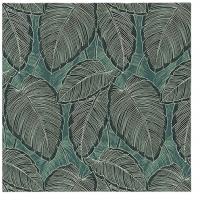 Servietten 33x33 cm - Jungle Leaves