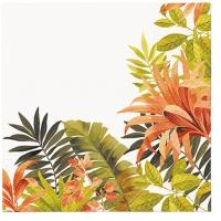 Napkins 33x33 cm - Exotic Frame