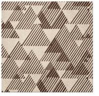 Napkins 33x33 cm - We Care Triangles