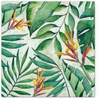 Servilletas 33x33 cm - Tropical Garden