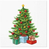 Servietten 33x33 cm - Underneath the Tree