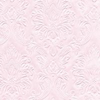 Napkins 24x24 cm - soft pink