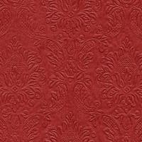 Servilletas 24x24 cm - Moments Ornament red