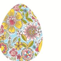 Die-cut napkins - Decor Egg