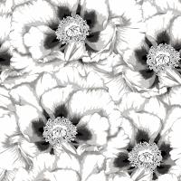 Serviettes 33x33 cm - All flowers
