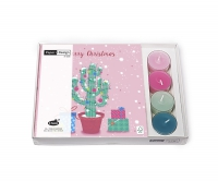 Combibox - Decorated cactus