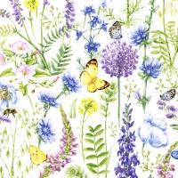 Napkins 24x24 cm - Springtime