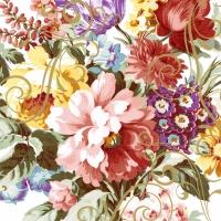 Napkins 33x33 cm - Ornate florals