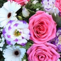 Servietten 33x33 cm - Garden florals