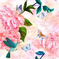 Servilletas 33x33 cm - Lovely spring
