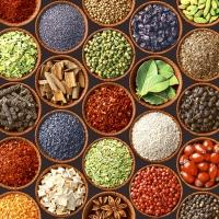 Tovaglioli 33x33 cm - Colorful spices