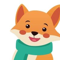 Serwetki wykrawane - Silhouettes Fox
