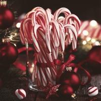 Serwetki 33x33 cm - Candy time