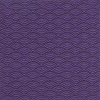 Napkins 33x33 cm - Moments Konami purple