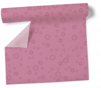 Table Runner Moments - uni pink