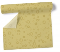 Table Runner Moments - uni gold