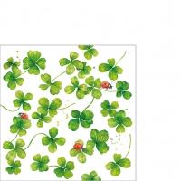 Napkins 25x25 cm - Luck Napkin 25x25