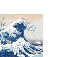 Servilletas 25x25 cm - The Great Wave Napkin 25x25