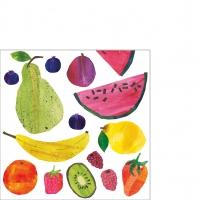 Serwetki 25x25 cm - Tutti Frutti Napkin 25x25