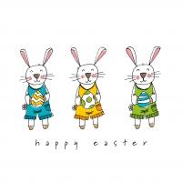 Napkins 33x33 cm - Easter Fun 33x33 cm