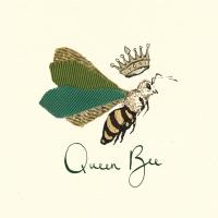 Serviettes 33x33 cm - Queen Bee 33x33 cm