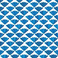 Servilletas 33x33 cm - Archetti azzurri Napkin 33x33