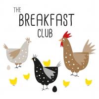 Servilletas 33x33 cm - Breakfast Club Napkin 33x33