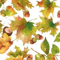 Servietten 33x33 cm - Autumn 33x33 cm