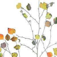 Servietten 33x33 cm - Minimal Autumn 33x33 cm