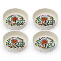 Bamboo Bowls - Quito Set of 4