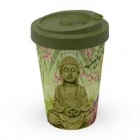 Taza de bambú para llevar - Keep Calm