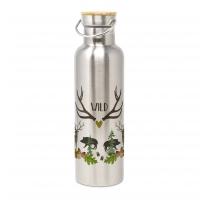 Botella de acero inoxidable - Wild