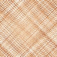 30 napkins 33x33 cm - Weave orange