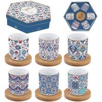 Set of cups 110ml - Coffee Mania - IZNI