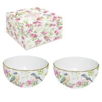 Tazón de porcelana - Spring Time