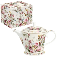 Teapot - Blooming Opulence