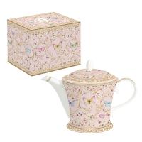 Teapot - Majestic Butterflies
