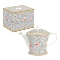 Teapot - Majestic Flowers
