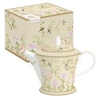 Teapot - Palace Garden floral