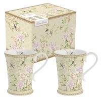 Taza de porcelana - Palace Garden floral