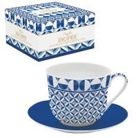 Tazza di porcellana - Coffee Mania - GBLU