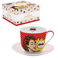 Tazza di porcellana - Coffee Mania - POPT