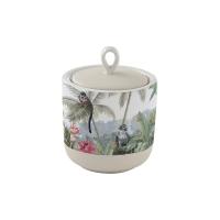 Scatola di porcellana - Tropical Paradiese