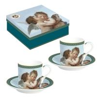 Tazza di porcellana - Masterpice - 2 mug in gift box